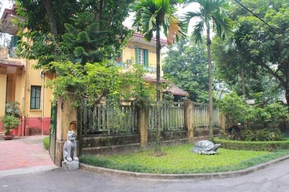 30 Hoàng Diệu, Võ Miếu Việt Nam