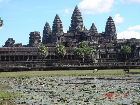 AngkorWat, ảnh Blon 2006