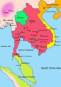 Đế quốc Khmer (802 - 1431) và Di sản Thế giới Angkor
