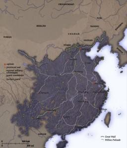 Trung Quốc bản thổ khái lược từ cuối Ngũ Đại Thập Quốc (907-959) đời Tống (960-1279) Nguyên (1271-1368) Minh (1368-1644)