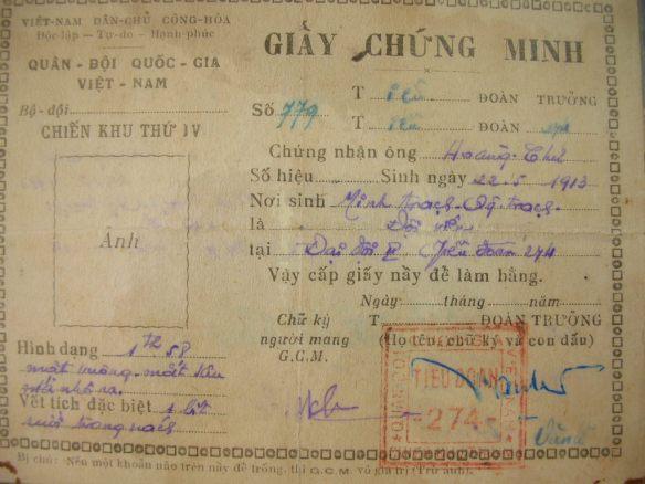 1948 GIAY CHUNG MINH 1