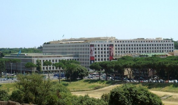 FAO headquarters in Rome