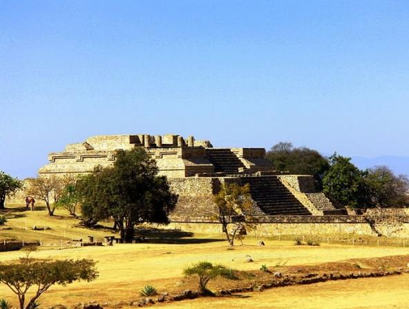 Monte Alban kimtuthap Mexico