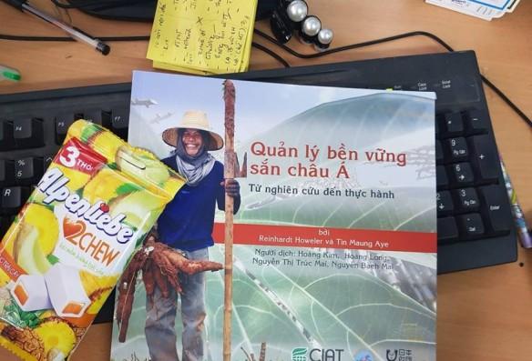 Quản lý bền vững sắn châu Á