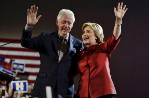 Đọc lại vợ chồng Hillary Clinton